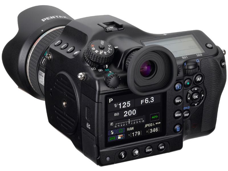 0f5147510be46 디카 이야기 - 펱탁스 645D - 중형 카메라